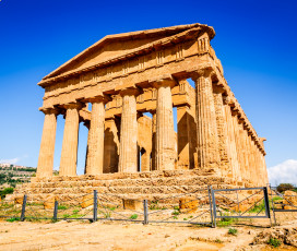 Valley of the Temples and Agrigento Tour