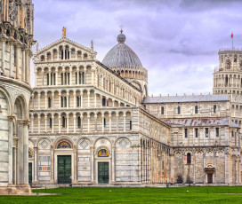 Essential Pisa: Leaning Tower and Monumental Complex Combo