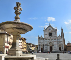 Churches of Florence: Santa Croce and Santa Maria Novella