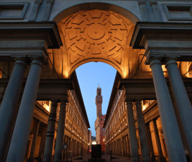 Combo Ticket 3 Days: Uffizi Gallery, Pitti Palace, and Boboli Garden