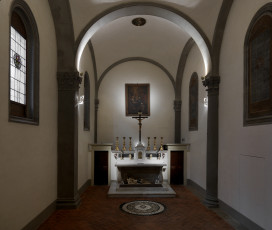 Marino Marini Collection, Rucellai Chapel and Temporary Exhibition - Visit Upon Reservation for Groups